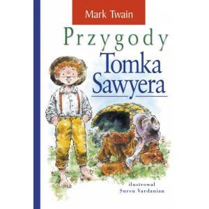 Przygody Tomka Sawyera oprawa twarda