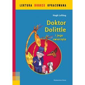 Doktor Dolittle i jego zwierzęta opr. miękka