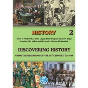 Discovering History. From the beginning of the 18th century to 1939