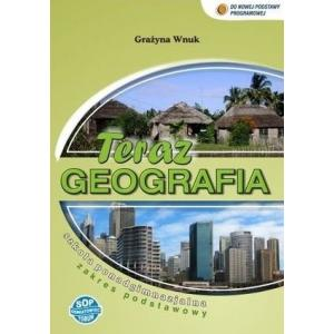 Geografia. LO kl. 1-3. Teraz geografia. Podst. Podr.  2012