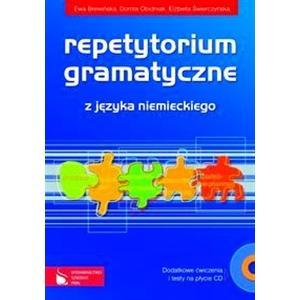 Repetytorium gramatyczne z języka niemieckiego PWN