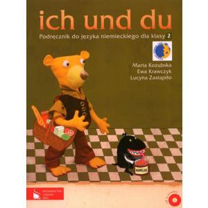 Ich Und Du 2. Język Niemiecki. Podręcznik + CD-ROM. Klasa 2. Szkoła Podstawowa
