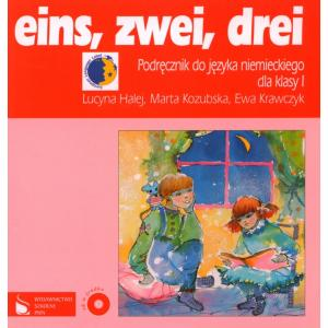 Eins Zwei Drei 1 Podręcznik +CD Audio