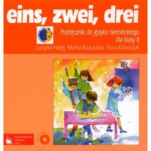Eins Zwei Drei 2 Podręcznik +CD Audio