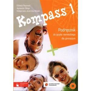 Kompass 1. Język Niemiecki. Podręcznik + CD. Gimnazjum