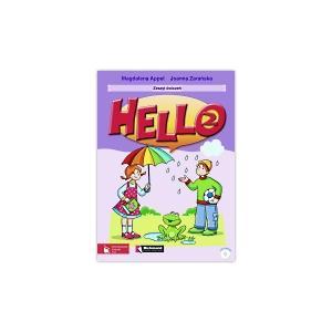 Hello 2. Język Angielski. Ćwiczenia + CD. Szkoła Podstawowa