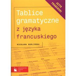 Tablice Gramatyczne z J.Francuskiego PWN