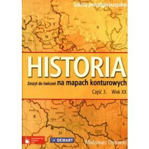 Historia PG cz.III zeszyt ćw. na mapach