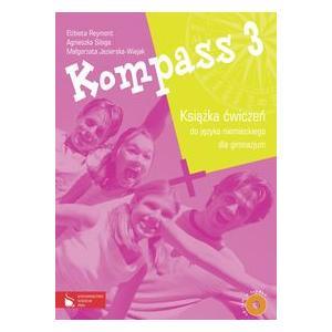 Kompass 3 Ćwiczenia z CD