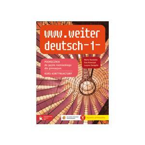 www.weiter_deutsch 1 Podręcznik z CD kontynuacyjny