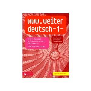 www.weiter_deutsch 1 ćwiczenia z CD kontynuacyjny