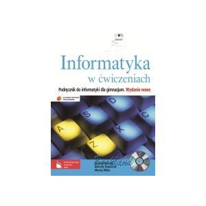 Informatyka Gim 1-3 w ćwiczeniach podr+CD PWN /aktual