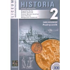 ZxxxHistoria Liceum kl. 2 podręcznik zakres rozszerzony