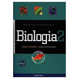 ZxxxBiologia Liceum kl. 2 ćwiczenie zakres rozszerzony wydanie 2010