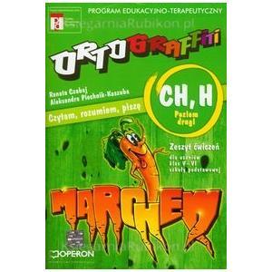 Ortograffiti Ch-H. Poziom 2