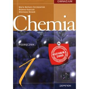 Chemia Gimnazjum kl. 1 podręcznik wydanie 2009 (Operon)