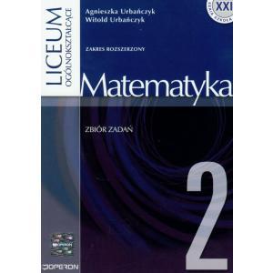 ZxxxMatematyka Liceum/Technikum kl. 2 zbiór zadań zakres rozszerzony