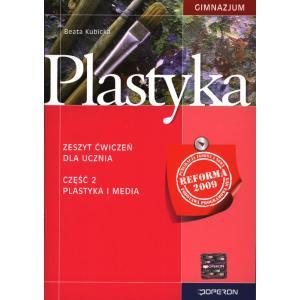 Plastyka Gimnazjum kl. 1-3 ćwiczenia cz. 2 wydanie 2009