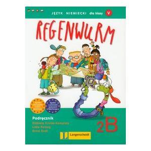 Regenwurm 2B. Język Niemiecki. Podręcznik. Klasa 5. Szkoła Podstawowa