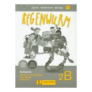Regenwurm 2B. Język Niemiecki. Ćwiczenia. Klasa 5. Szkoła Podstawowa