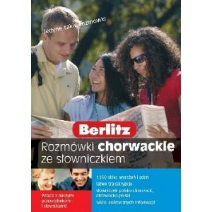 Berlitz Rozmówki Chorwackie