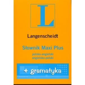 Słownik Maxi PLUS Gramatyka Angielski