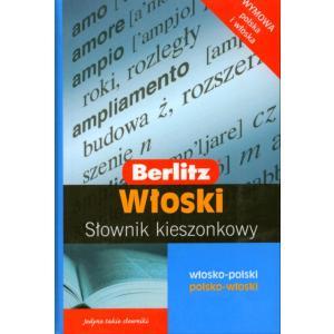 Berlitz Słownik Włosko-Polsko-Włoski