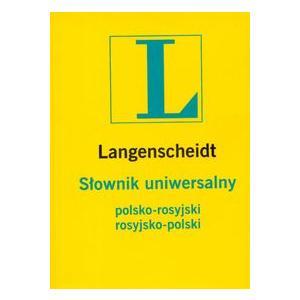 Słownik Uniwersalny Rosyjsko-Polsko-Rosyjski