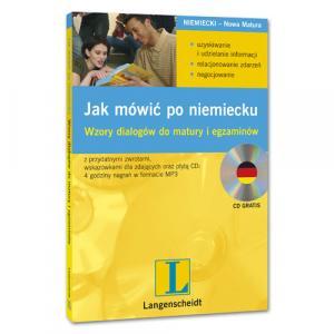 Jak Mówić po Niemiecku + CD