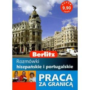 Rozmówki hiszpańskie/portugalskie praca BERLITZ