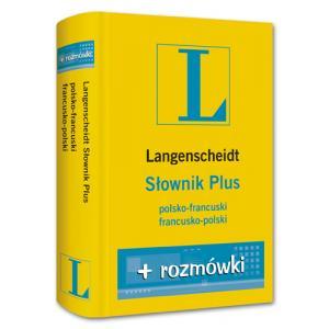 Słownik PLUS + Rozmówki Francusko-Polsko-Francuski