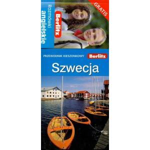 Berlitz Przewodnik+ Rozmówki Gratis Szwecja