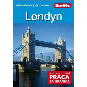 Berlitz Przewodnik Kieszonkowy Londyn + Praca za Granicą