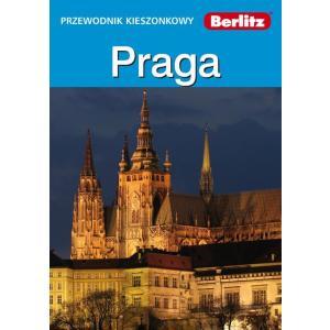 Berlitz Przewodnik+ Rozmówki Gratis Praga