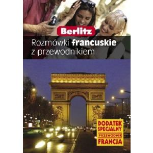 Berlitz Rozmówki francuskie z przewodnikiem
