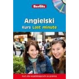 Berlitz Last minute - angielski kurs językowy +CD