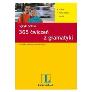 365 Zadań i Ćwiczeń z gramatyki. Język polski