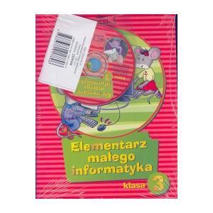 Elementarz małego informatyka kl.3 + CD