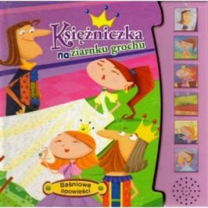 Księżniczka na Ziarnku Grochu Baśniowe Opowieści