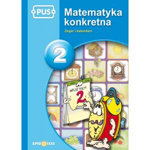 PUS Matematyka konkretna 2. Pyrgies, D. Opr. miękka. 2010