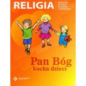 Religia. Pan Bóg kocha dzieci. Przedszkole 3 i 4-latki. Podręcznik. Święty Wojciech