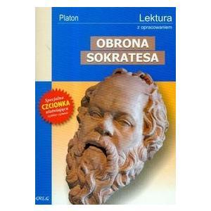 Obrona Sokratesa z opracowaniem