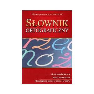 Słownik Ortograficzny (Kieszonkowy)
