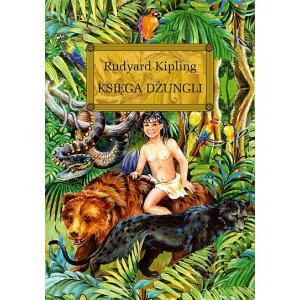 Księga dżungli z opracowaniem oprawa twarda