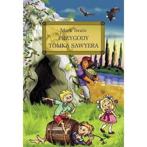 Przygody Tomka Sawyera z opracowaniem oprawa twarda