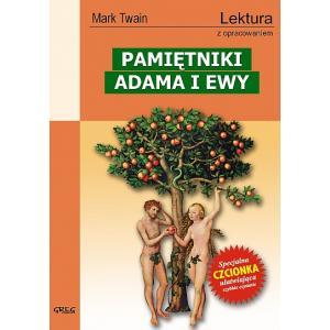 Pamiętniki Adama i Ewy z opracowaniem