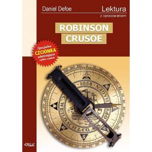 Robinson Crusoe z opracowaniem oprawa miękka