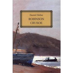 Robinson Crusoe z opracowaniem oprawa twarda