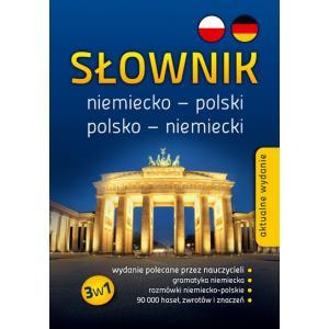 Słownik Duży Niemiecko-Polsko-Niemiecki