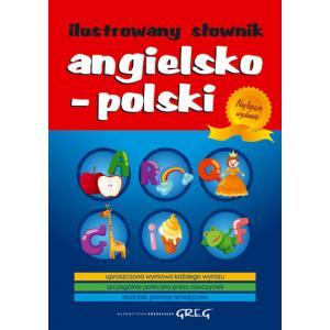 Ilustrowany słownik angielsko-polski, polsko-angielski oprawa miękka
